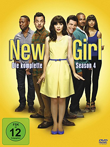 New Girl Staffel 4 (3 DVDs)
