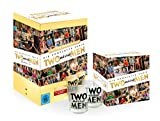 Komplettbox (Limited Edition inkl. 2 Whiskey Gläser) (40 DVDs)