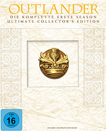 Outlander Staffel 1 (Ultimate Collector's Edition) [Blu-ray]