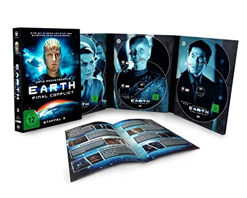 Gene Roddenberry's Earth Final Conflict Staffel 3 (Limited Edition) (6 DVDs)