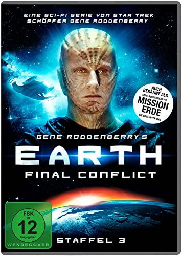 Gene Roddenberry's Earth Final Conflict Staffel 3 (6 DVDs)