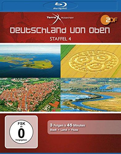 Terra X - Deutschland von oben 4 [Blu-ray]