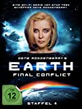 Gene Roddenberry's Earth Final Conflict - Staffel 4 (Limited Edition) (6 DVDs)