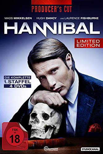 Hannibal Staffel 1 (Producer's Cut) (4 DVDs)