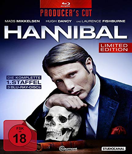 Hannibal Staffel 1 (Producer's Cut) [Blu-ray]