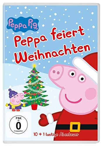 Peppa Pig, Vol.10: Peppa feiert Weihnachten