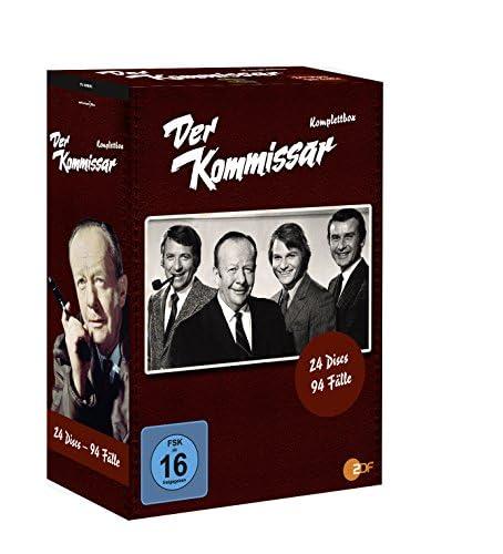 Der Kommissar Komplettbox (24 DVDs)