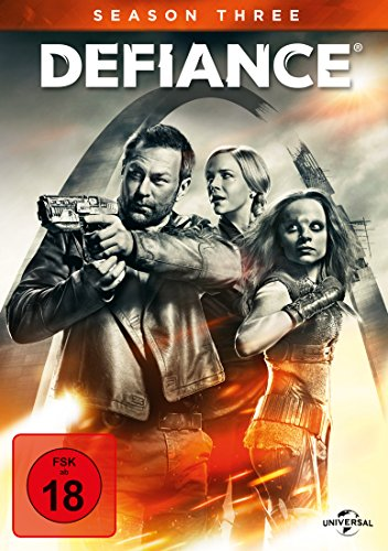 Defiance Staffel 3 (4 DVDs)