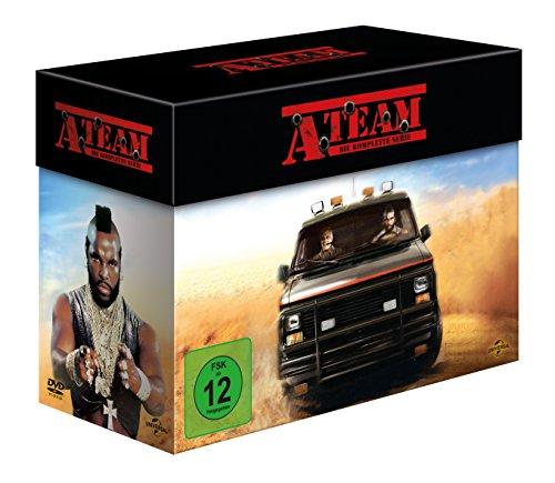 Das A-Team Die komplette Serie (27 DVDs)