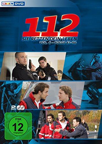 112: Sie retten dein Leben, Vol. 6 (2 DVDs)