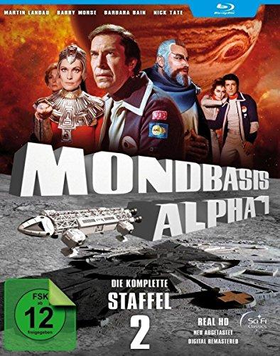 Mondbasis Alpha 1 Staffel 2 (Extended Version HD) [Blu-ray]