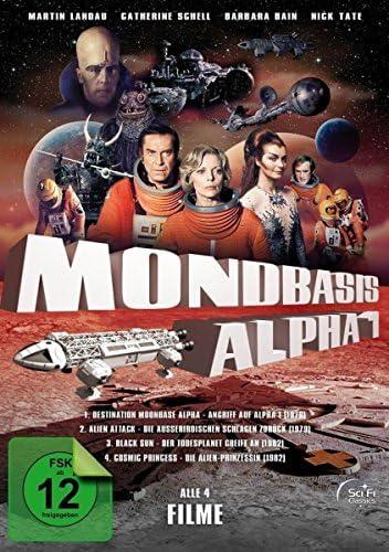 Mondbasis Alpha 1 Die Spielfilme-Box (4 DVDs)