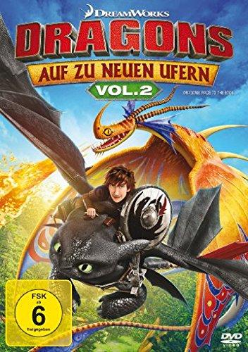 Dragons Auf zu neuen Ufern, Vol. 2