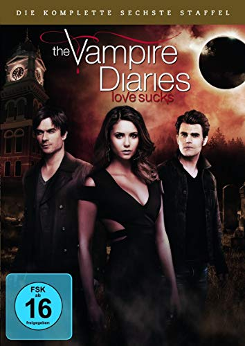 The Vampire Diaries Staffel 6 (5 DVDs)