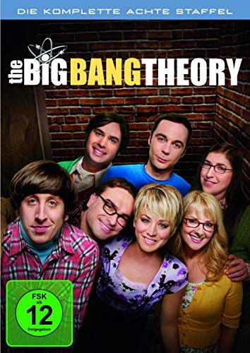 The Big Bang Theory Staffel  8 (3 DVDs)