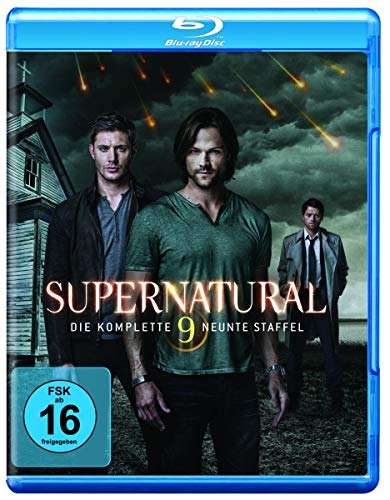 Supernatural Staffel  9 [Blu-ray]