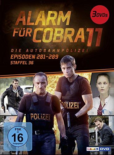 Alarm für Cobra 11 Staffel 36 (3 DVDs)