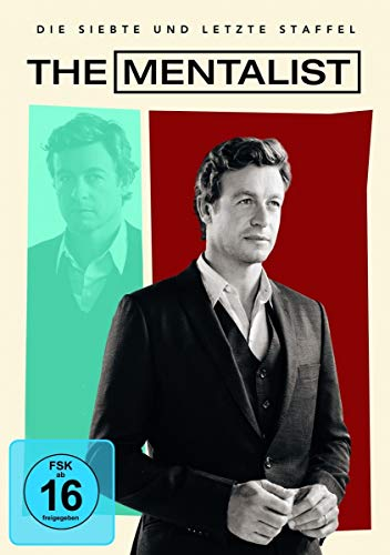 The Mentalist Staffel 7 (3 DVDs)