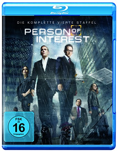 Person of Interest Staffel 4 [Blu-ray]