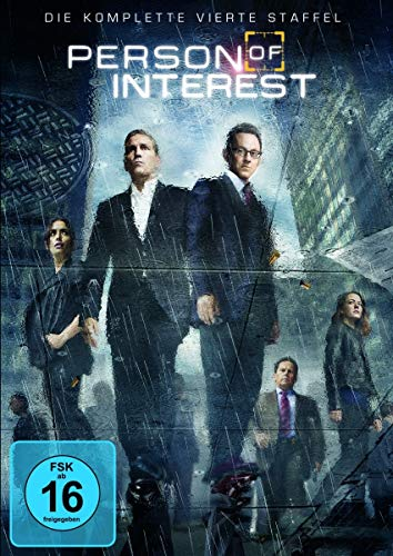 Person of Interest Staffel 4 (6 DVDs)