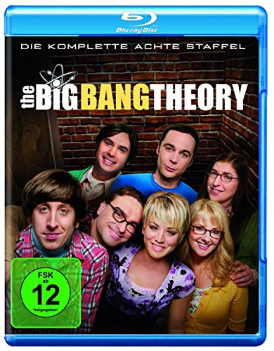 The Big Bang Theory Staffel 8 [Blu-ray]