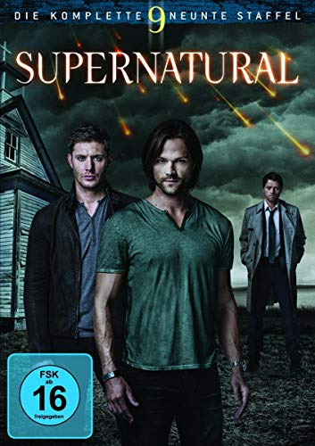 Supernatural Staffel  9 (6 DVDs)