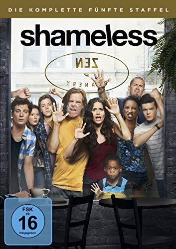 Shameless Staffel 5 (3 DVDs)