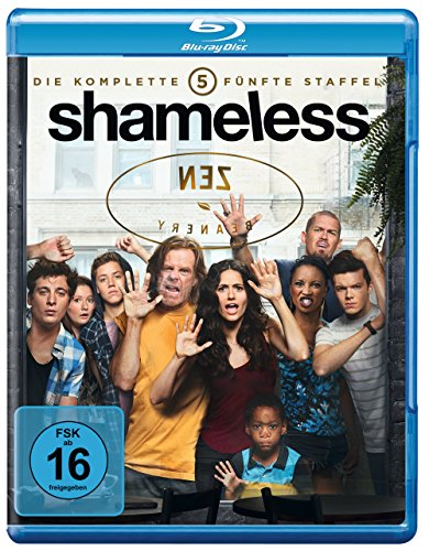 Shameless Staffel 5 [Blu-ray]