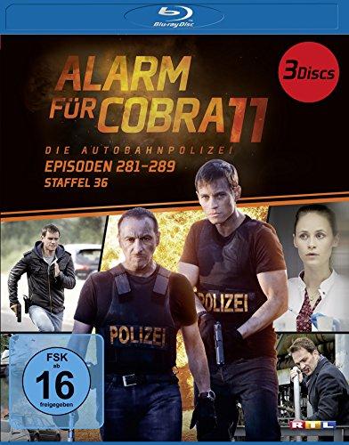 Alarm für Cobra 11 Staffel 36 [Blu-ray]