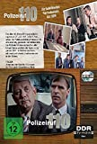 Polizeiruf 110 - 4 Folgen (DDR TV-Archiv)