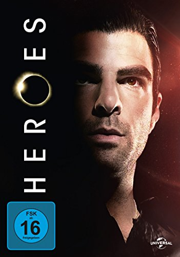 Heroes Staffel 4 (6 DVDs)