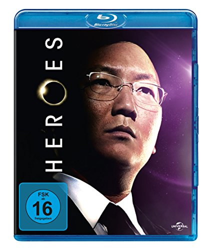 Heroes Staffel 2 [Blu-ray]