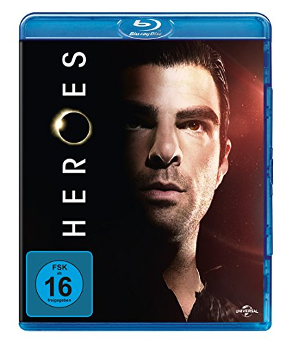 Heroes Staffel 4 [Blu-ray]
