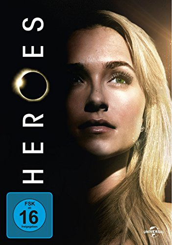 Heroes Staffel 3 (6 DVDs)