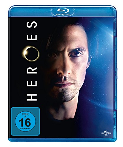 Heroes Staffel 1 [Blu-ray]