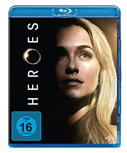 Heroes Staffel 3 [Blu-ray]
