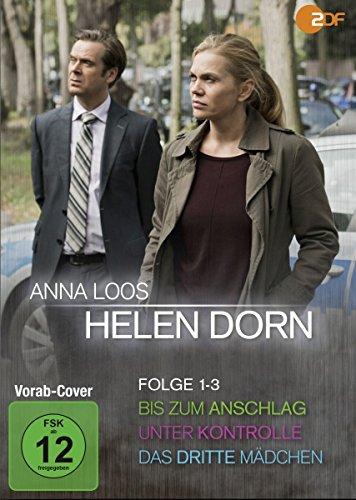 Helen Dorn Teil 1-3: Bis zum Anschlag / Unter Kontrolle / Das dritte Mädchen (3 DVDs)