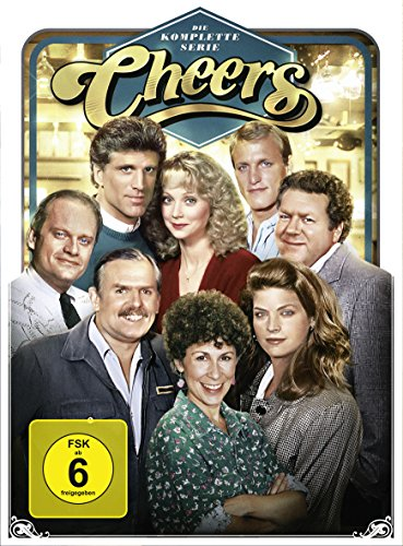 Cheers Die komplette Serie (43 DVDs)