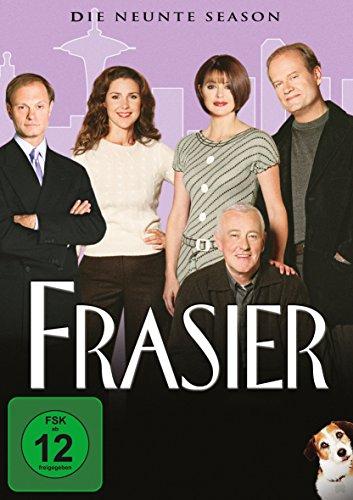 Frasier Season  9 (4 DVDs)