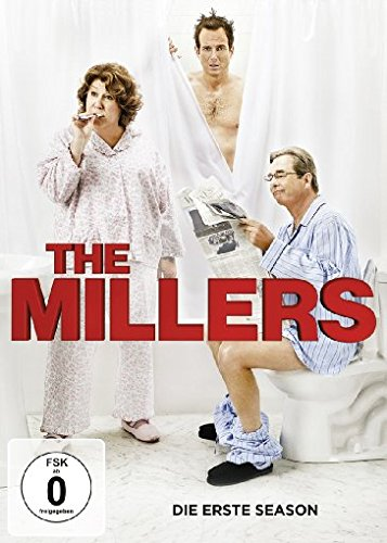 The Millers Staffel 1 (3 DVDs)