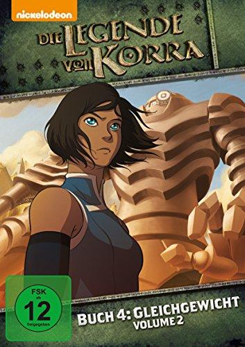 Die Legende von Korra Buch 4: Gleichgewicht, Vol. 2