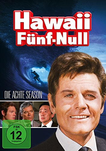 Hawaii Fünf-Null Staffel  8 (6 DVDs)