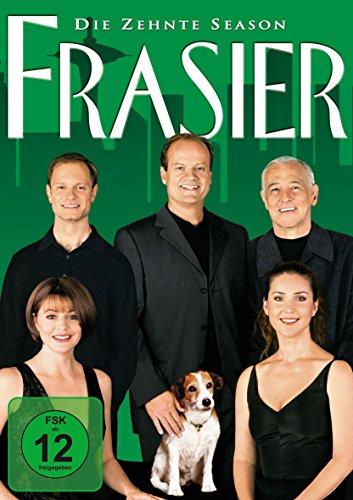 Frasier Season 10 (4 DVDs)