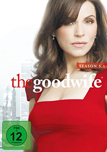 The Good Wife Staffel 5.1 (3 DVDs)