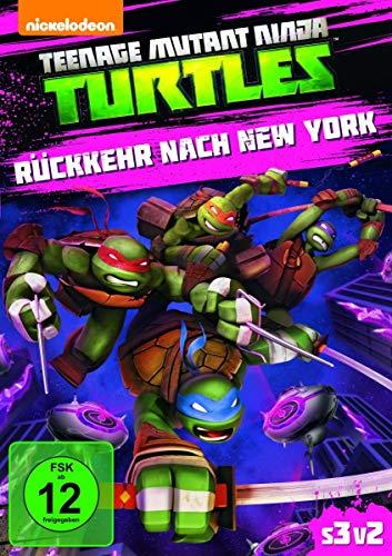 Teenage Mutant Ninja Turtles Rückkehr nach New York