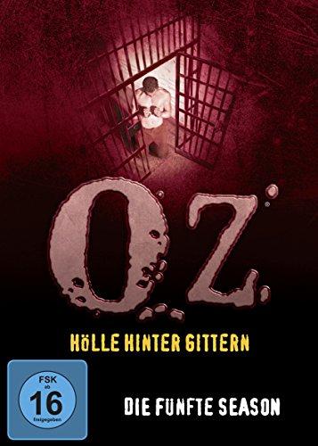 Oz - Hölle hinter Gittern: Staffel 5 (3 DVDs)