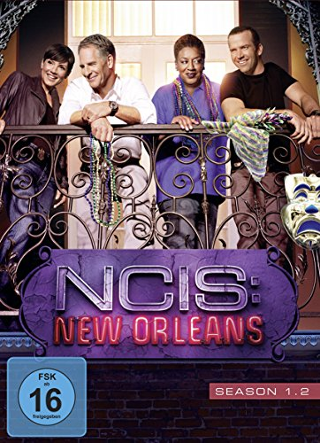 NCIS: New Orleans Staffel 1.2 (3 DVDs)