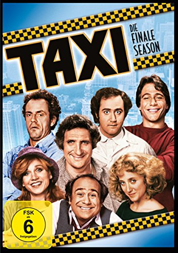 Taxi Staffel 5 (3 DVDs)