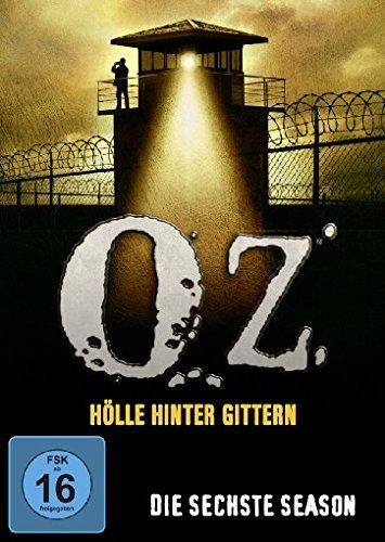 Oz - Hölle hinter Gittern: Staffel 6 (3 DVDs)
