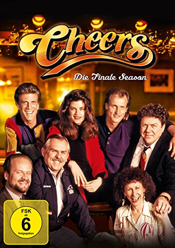 Cheers Season 11 (4 DVDs)